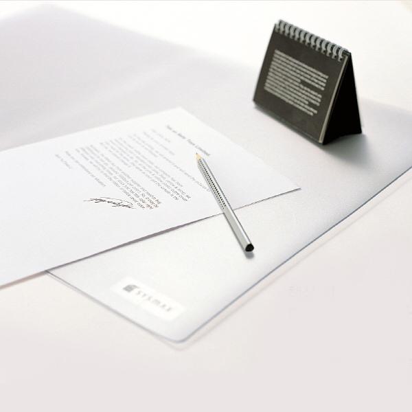 시스맥스 데스크매트 66003 반투명색