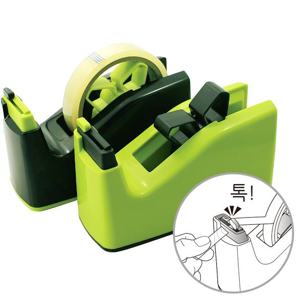 안전자동 테이프커터기 컷터기