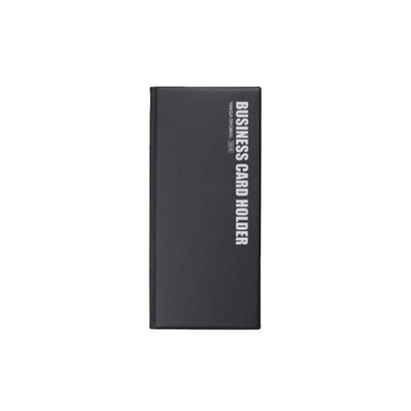 양지사 명함꽂이 2호 YSB0209 흑색128포켓 명함지갑