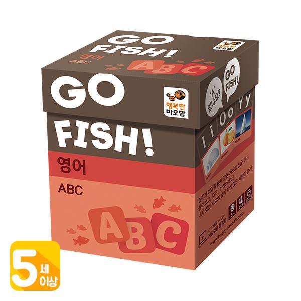 바오밥 고피쉬 영어 ABC 카드게임