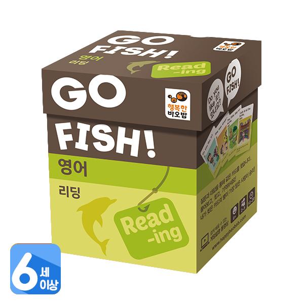 바오밥 고피쉬 영어 리딩 카드게임 학습게임