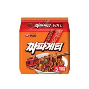 [농심]사천짜파게티 5입